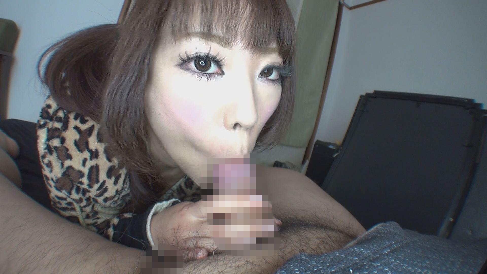 【個撮◆キモ男】ヨシキアイコ(姫ギャル)④接待主観フェラ