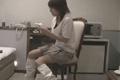 個人撮影作品「さゆりちゃん白ブーツ編」